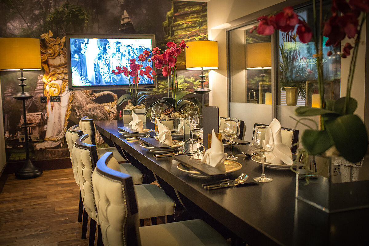 Chaophraya newcastle private dining
