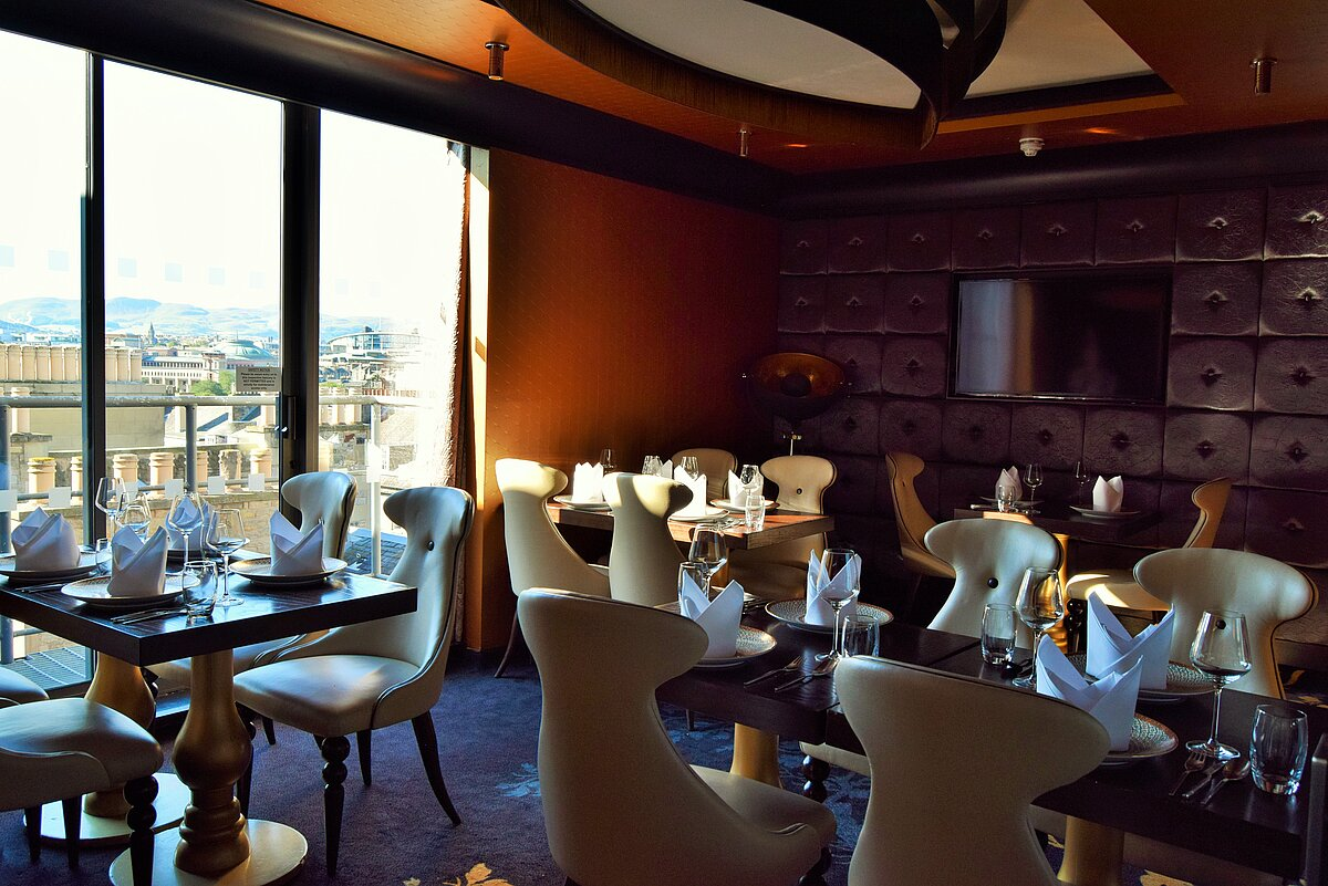 Chaophraya Edinburgh private dining