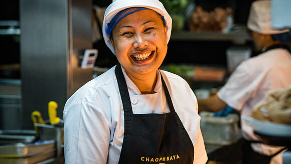 Chaophraya cooking school for two