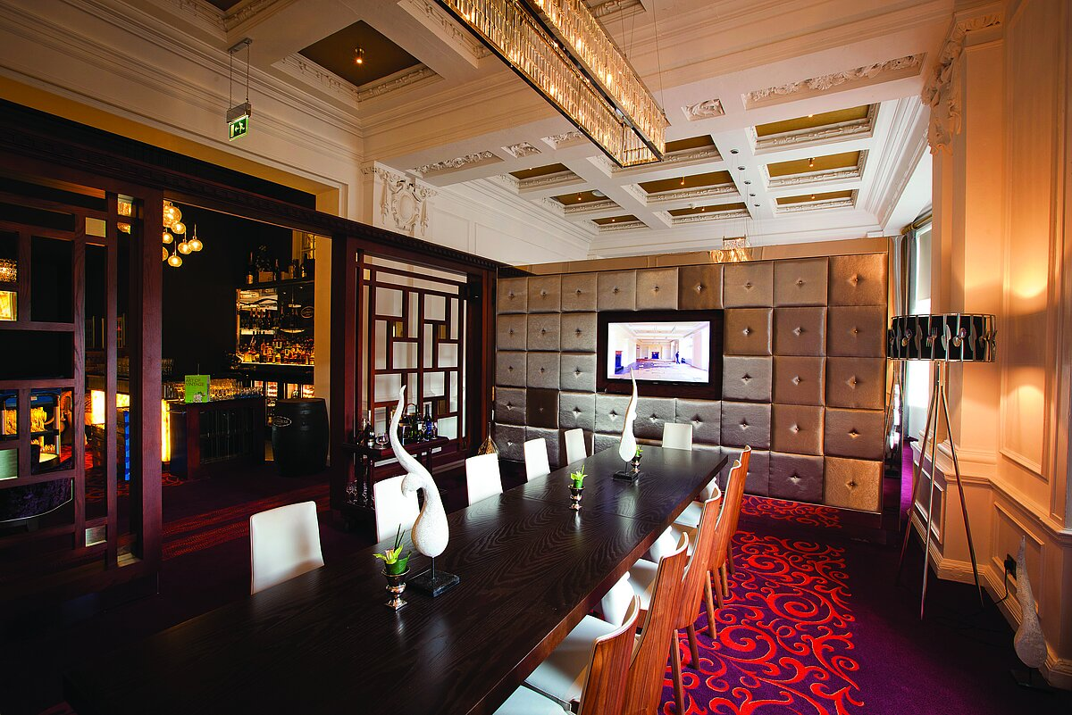 Chaophraya Glasgow private dining